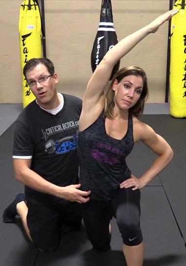 Hip Flexor Exercices